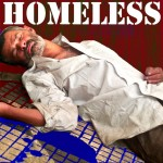 Logo homeless