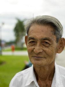 Lai Lee (76) portrait Phnom Penh Cambodia