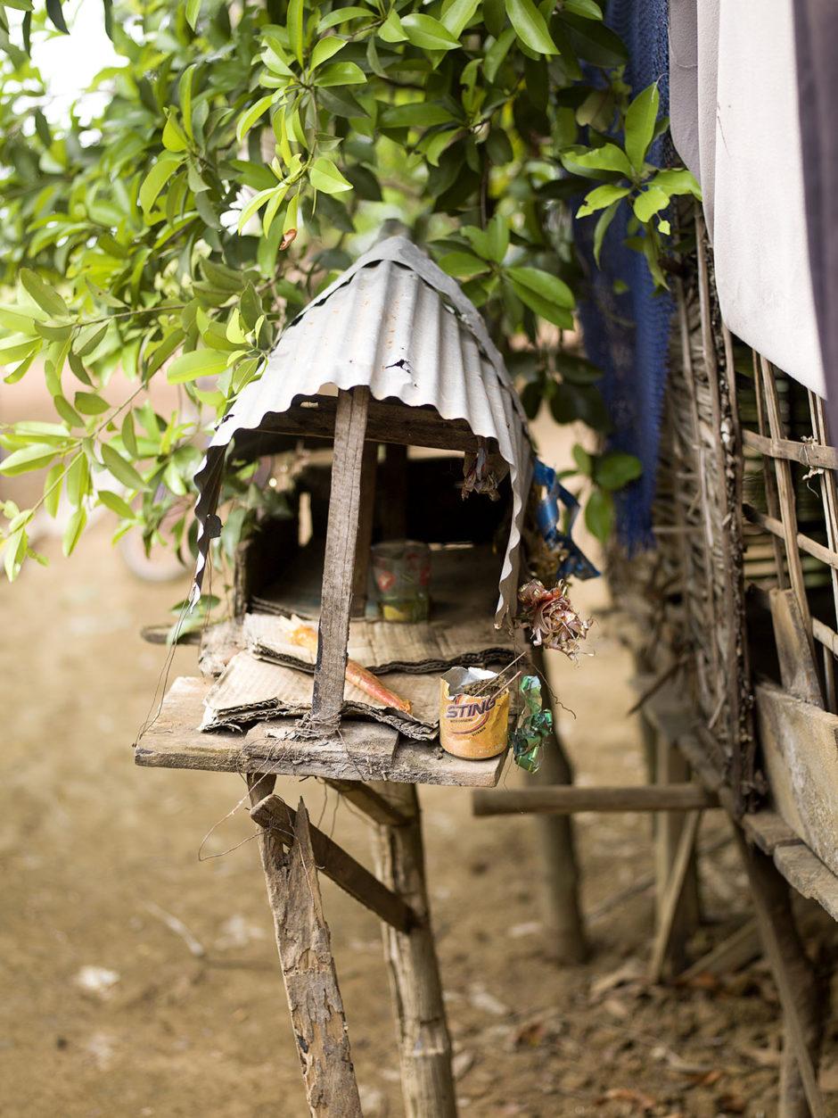 House spirits Cambodia