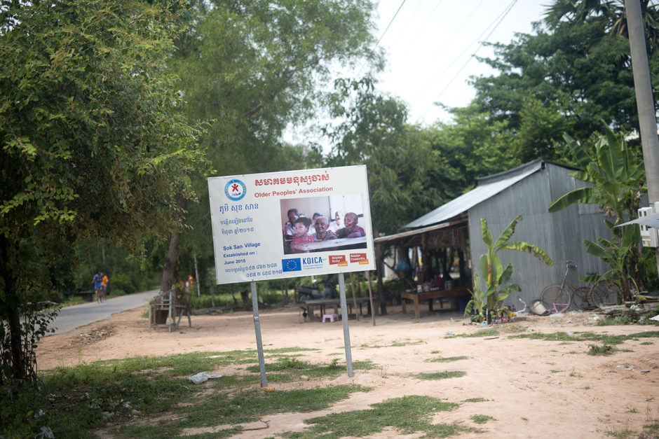 OPA policy in rural area Cambodia