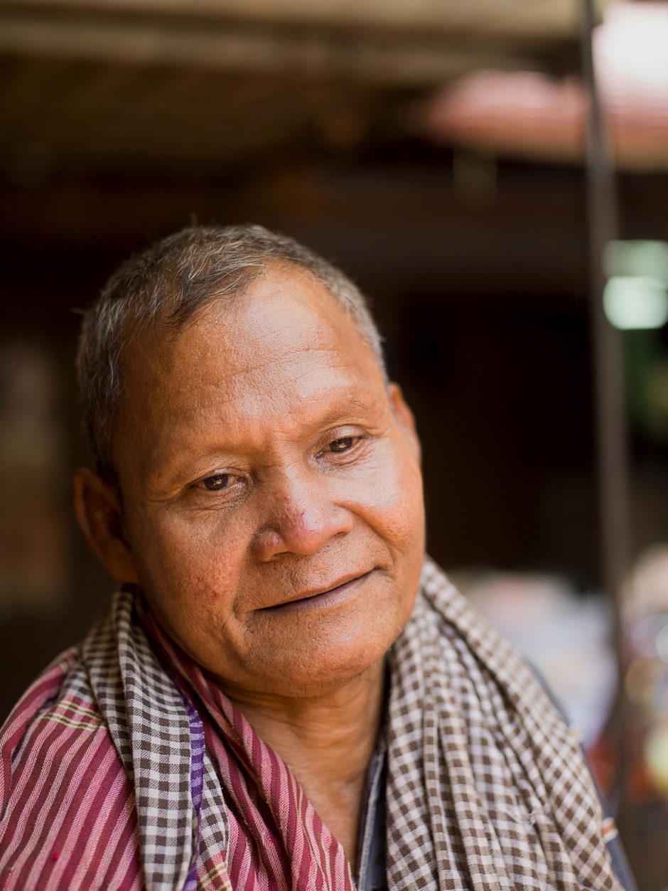 homeless elder of cambodia